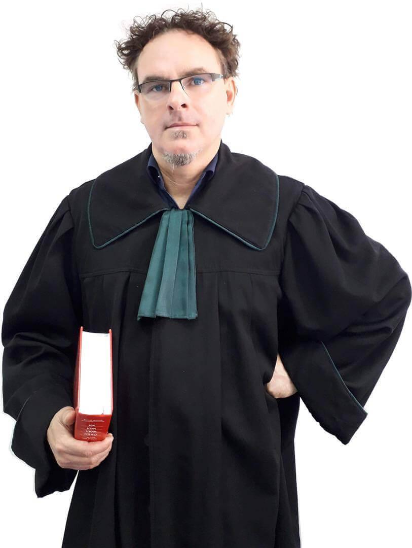 Adwokat Mariusz Janiga